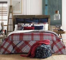 Plaid Duvet Covers and Bedding Set