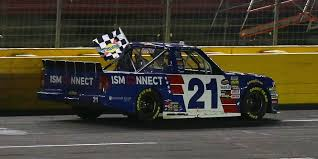 Sauter Beats Busch For Charlotte Truck Series Win ...