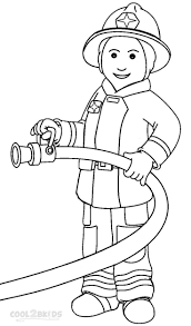 Free Printable Fireman Coloring Pages | Cool2bKids | Free Boy ...