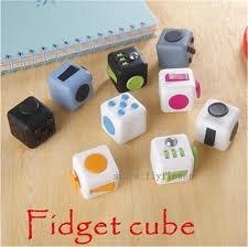 Fidget Cube 2017 The Pre Sale Of High QualityBest Christmas Gift Toy Stress Relief Focus For Adults And Children Anxiety Decompression