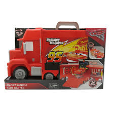 Disney Pixar Cars 3 Mack's Mobile Tool Center | Walmart Canada Disneypixar Cars Mack Hauler Walmartcom Amazoncom Bruder Granite Liebherr Crane Truck Toys Games Disney For Children Kids Pixar Car 3 Diecast Vehicle 02812 Commercial Mack Garbage Castle The With Backhoe Loader Hammacher Schlemmer Buy Lego Technic Anthem Building Blocks Assembly Fire Engine With Water Pump Dan The Fan Playset 2 2pcs Lightning Mcqueen City Cstruction And Transporter Azoncomau Granite Dump Truck Shop