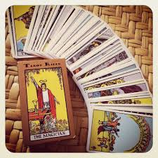 Keeping Things Simple With The Original Tarot Deck But With