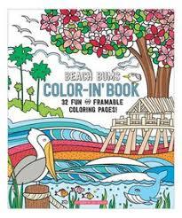 Happy Campers Coloring Book Design Originals Is Fun