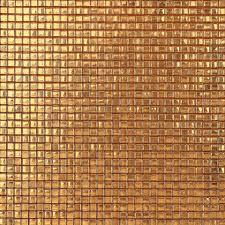 yellow gold mosaic put gold foil glass mosaic tile