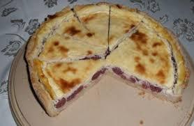 sauerkirschkuchen mit quark schmand pudding guss rezept meiner tochter corina