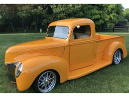 100 1940 Trucks Ford Pickup For Sale ClassicCarscom CC1105439