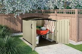 suncast horizontal storage shed bms3400 suncast horizontal storage