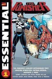 Essential Series Vol 1 Punisher