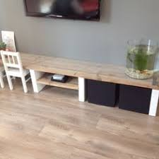 Living Room Cabinets by Long Tv Bench With Wooden Top U2026 Pinteres U2026