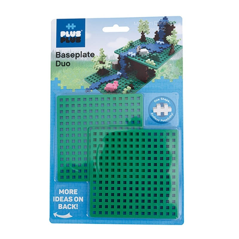 Plus-Plus - Baseplate Duo