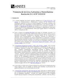 2010 09 02 Res De 555 10 Probatoria Autonomos