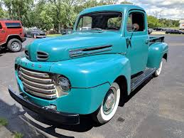 100 Ford F1 Truck 1950 Baltria Classic Car Dealership