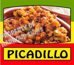 Picadillo Decal 14