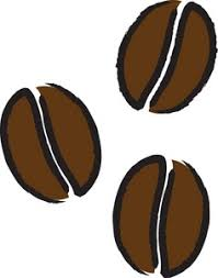 Coffee Beans Clipart No Background