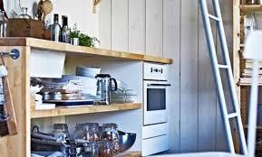 meuble cuisine original cuisine originale en bois credence cuisine originale deco idee