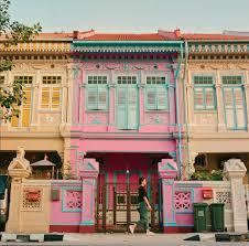 100 Singapore House Colourful Peranakan Houses AccidentalWesAnderson