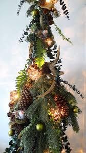 Downswept Slim Christmas Tree by Best 25 Pencil Christmas Tree Ideas On Pinterest Skinny