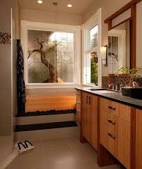 20 harmonische und frische badezimmer design ideen im