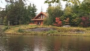 chalet sur l eau bienvenue au domaine des merveilles maison bois rond ã vendre