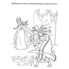 Frozen Coloring Pages Anna And Elsa 50 Beautiful For Your Little Princess Luxury Ideas 15 On