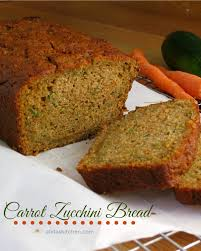 Carrot Zucchini Bread is a moist delicious twist on zucchini bread If you have extra zucchini this is definitely a must make