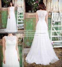 Rustic Country Style Wedding Dresses