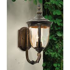 bellagio 16 1 2 high upbridge arm outdoor wall light 50323