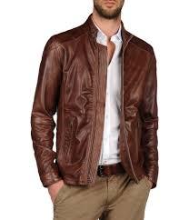 napapijri short jacket in brown for men lyst
