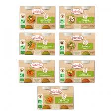 babybio petits pots legumes des 4 mois 2x130g easyparapharmacie