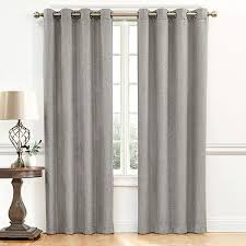 Boscovs Kitchen Curtains by Denver Blackout Grommet Panel Boscov U0027s