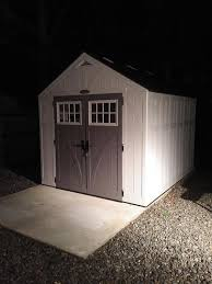 Suncast Tremont Shed Assembly by Suncast Tremont 8 Ft 4 1 2 In X 10 Ft 2 1 4 In Resin Storage