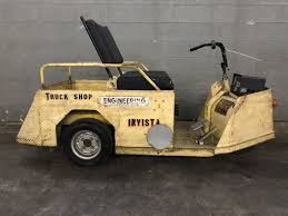 100 Electric Mini Truck Cushman 8983208210 Cart CCR Industrial Sales