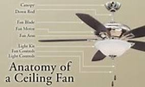 Should Ceiling Fans Spin Clockwise Or Counterclockwise by Anatomy Of A Ceiling Fan Dreamland Interiors