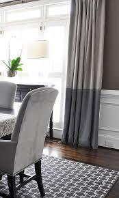 Curtains With Grommets Diy splendid design color block curtains 108l color block drapery