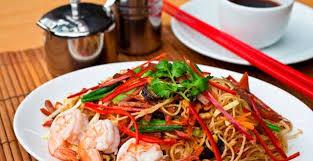 de cuisine thailandaise cuisine random cuisine shrimp pad throwing it all in
