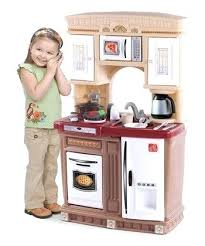 Step2 Pink Kitchen Fresh Accents Play Set Lil Chefs Gourmet Uk