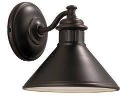 lights fresh antique bronze wall lights on mounted timer light