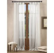 Restoration Hardware Curtain Rod Extension by Organza Drapery