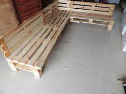fabriquer canapé d angle en palette fabriquer canape d angle en palette maison design bahbe com