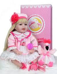 100 Sweet 22 Amazoncom Collection Lifelike Reborn Baby Doll 9Piece