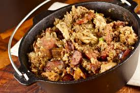 cuisine cajun cajun pork jambalaya is a defining recipe of cajun cooking