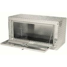 Best Better Built Underbody Truck Tool Box Diamond Plate Better ...