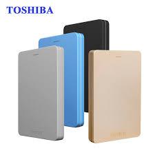 aliexpress com buy toshiba canvio alumy usb hdd 3 0 2 5 500gb