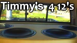 SICK Pickup Truck Sound System | Timmy's LOUD SBN Bass Demo W/ 4 ... Basics Of Car Audio Speakers And Subwoofers 6 Steps With Pictures Sat Nav Apple Carplay Android Auto Dab Radio Dodge Truck Stereo Systems Offgrid Party Sound 20 1131b 12v Fm Bluetooth V20 Usb Sd Mp3 Player Aux Obs Etended Cab Sound System Ford Powerstroke Diesel Forum 2002 Gmc Yukon Denali Dirty South Photo Image Gallery Scorpion Truck 2 Shaking Down Sando Carnival 2016 How To Install A Full System Upgrade Your Or Jl Performance 2008 Chevy Tahoe Truckin 2017 Ram Alpine Test Youtube Jah Vibes Soundsystem Kln Deutschland Reggae