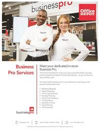 fice Depot Business Solutions Division