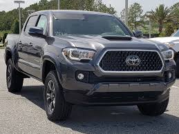 New 2018 Toyota Tacoma TRD Sport Double Cab In Clermont #8750053 ... New 2018 Toyota Tacoma Trd Pro Double Cab 5 Bed V6 4x4 At Unveils 2019 Tundra 4runner Lineup Tacoma Sport Sport In San Antonio 2017 First Drive Review Offroad An Apocalypseproof Pickup 2015 Rating Pcmagcom Clermont 8750053 Supercharged Towing With A 2016 Photo Image Gallery 4d Mattoon T26749 The Gets More Capable For Top Speed