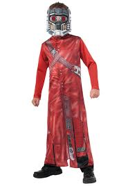 Star Lord Costume Dress Up Set