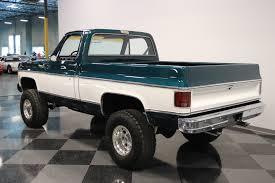 1979 Chevrolet K-10   Streetside Classics - The Nation's Trusted ... Chevrolet Ck 10 Questions Whats My Truck Worth Cargurus Junkyard Find 1979 Luv Mikado The Truth About Cars 79 C10 53th40012bolt Completed Pictures Ls1tech Camaro And K10 Scottsdale Manual V8 4x4 L James196 Silverado 1500 Regular Cab Specs Photos Square Body Chevy Idenfication Guide Cj Pony Parts Solid Truck Here Is A Super Solid Flickr 1982 Tailgate Photo 7 Vehicles Pinterest Chassis Custom Greattrucksonline