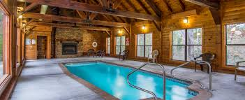 Relax In The Indoor Swimming Pool Cabin While On Vacation