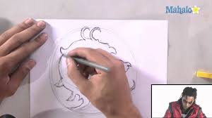 Jason Voorhees Pumpkin Stencil Free by How To Draw A Mortal Kombat Pumpkin Stencil Youtube